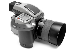 Hasselblad Camera and Phase One Digital back