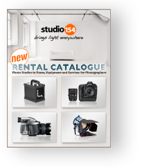 Photography Equipment Rental Catalogue