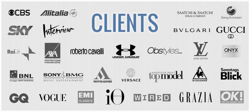 Photo productions clients