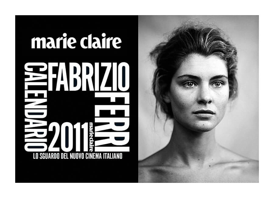 Marie Claire Best Photo production in Italy
