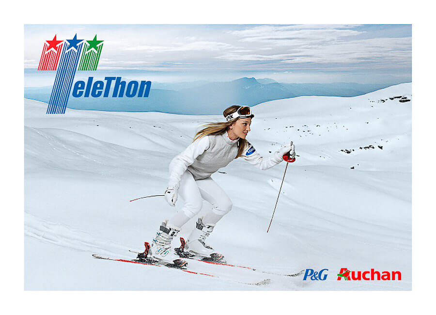 Best Photo production in Italy Telethon