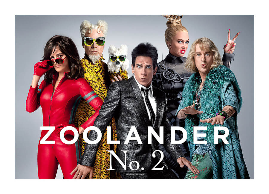 Best Photo production in Italy ZOOLANDER MOVIE