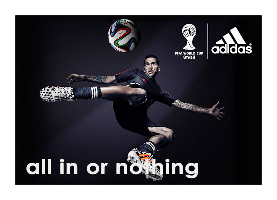 Best Photo production in Italy Adidas